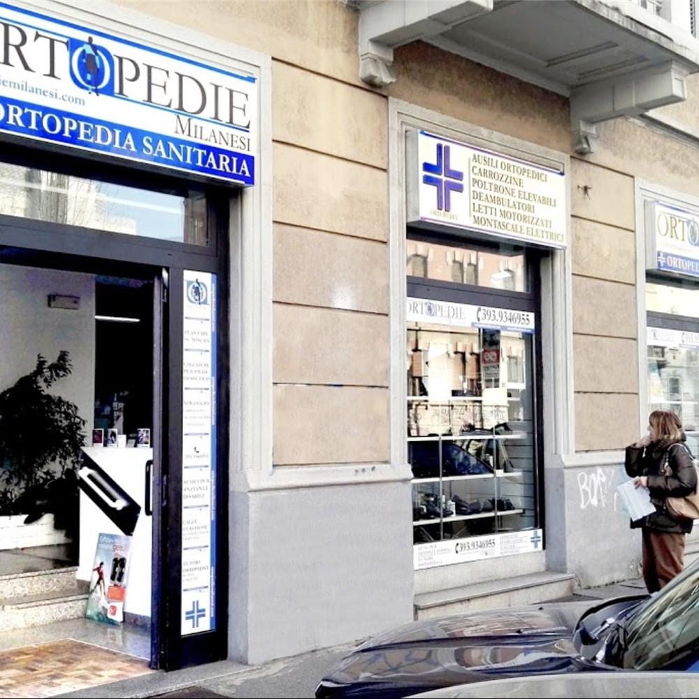 MILANO - Ortopedie Milanesi