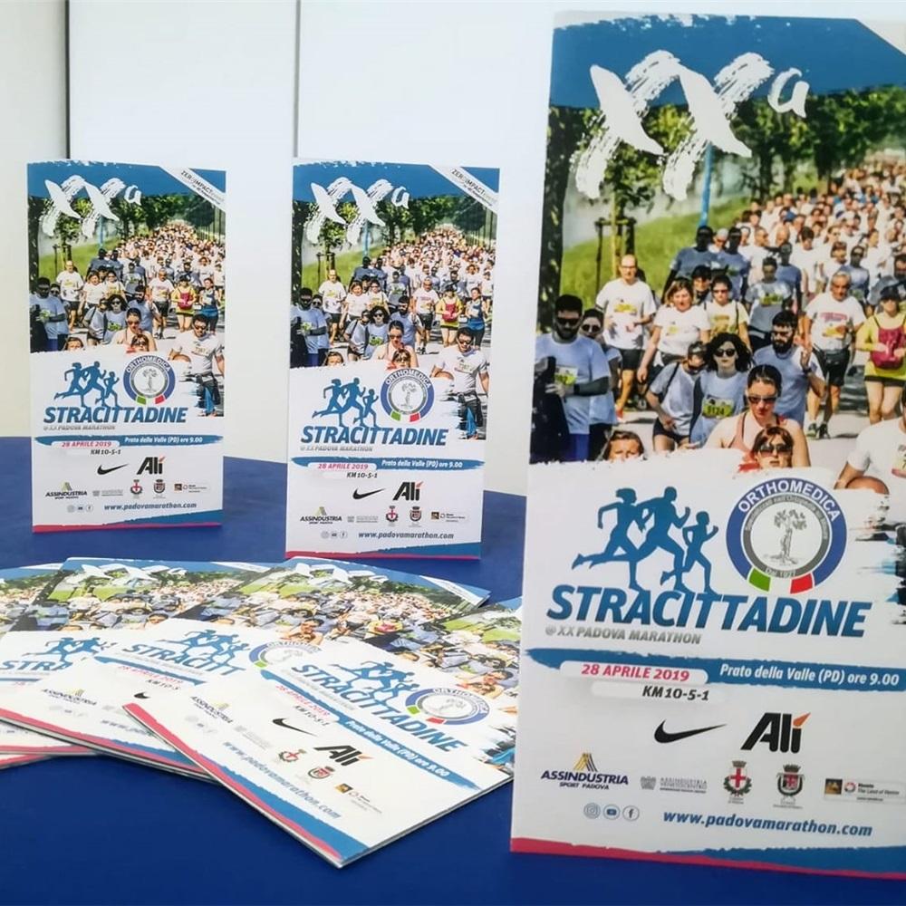 Partecipa con Orthomedica alla Padova Marathon il 26-27-28 Aprile 2019